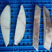 Oilfish Steak ( Rough Scale ) Half Moon Cut